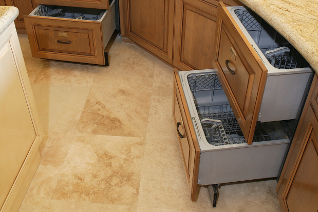 Countertop Dishwasher Heated Dry : Space Saving Dishwashers Portable, Countertop, Drawer, and More