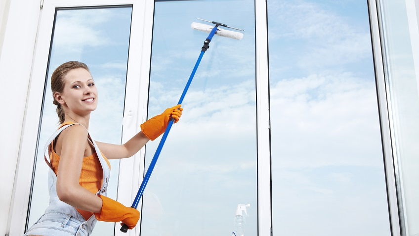 Hire Professional Window Cleaners Benefits What They Use