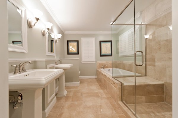Shower Remodel Cost >> Should You Add a Bathroom Addition? | HomeAdvisor