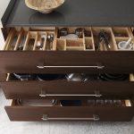Organized drawers