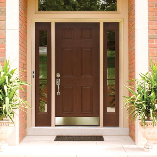... Decorating Kick Plate For Front Door : Kick Plates | Door Kick Plates  ...