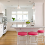 Remodeled white kitchen