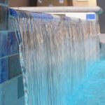 Pool Water Flowing