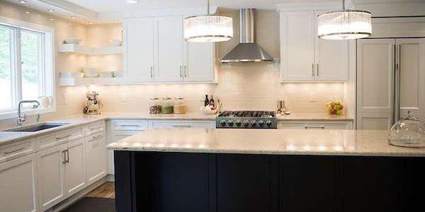 Senior-friendly kitchen