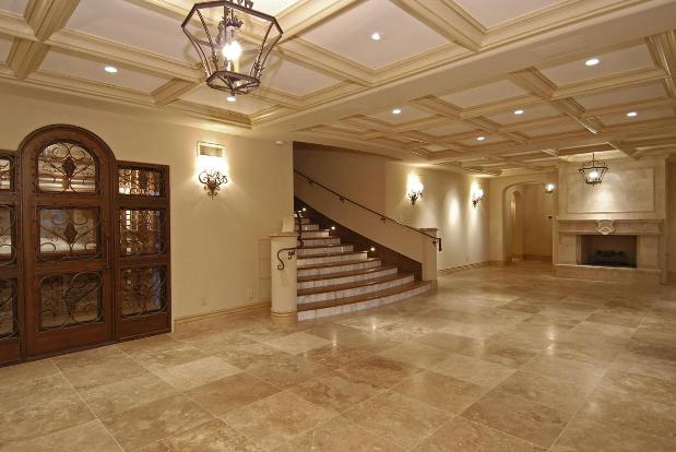 Luxury Basement Remodel