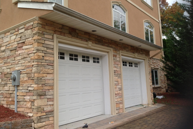 Brick Garage Buildings Domestic Garages Workshop And