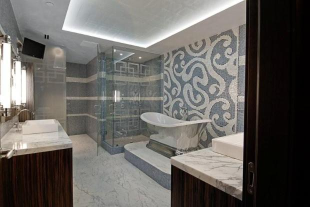 Luxurious Tile and Marble