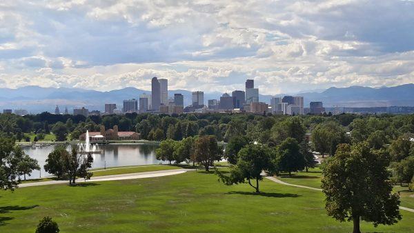 Downtown Denver CO