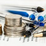 Coins & pens