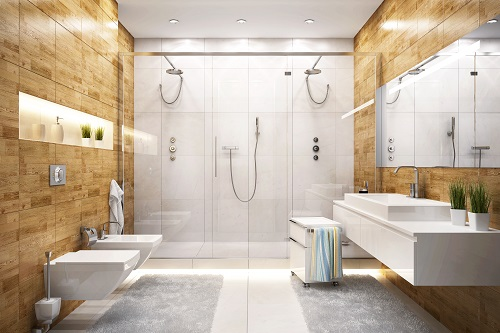 Surprising Two Person Shower Design Contemporary Exterior Ideas