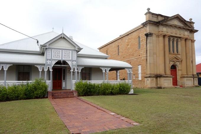 queenlander house in australia