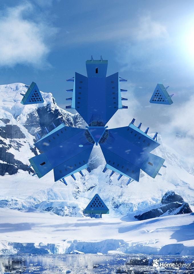 jang bogo antarctic home