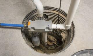 Basement Sump Pump
