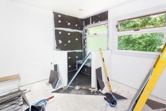How to Build a Shower Pan & Install a Tile Floor - HomeAdvisor