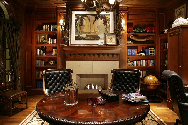 Classic Man Cave Pictures : Common man cave themes epic