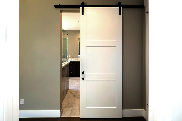the cost and value of interior barn doors homeadvisor With cost of interior barn doors
