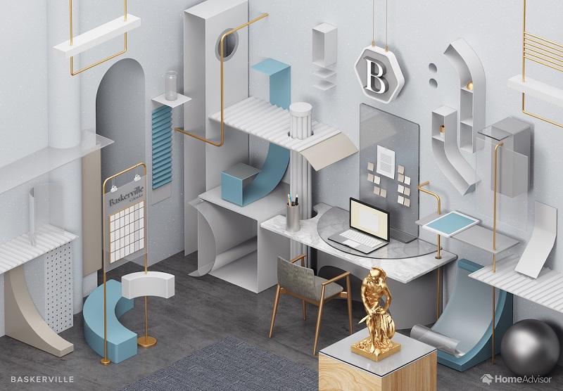 bakerville office