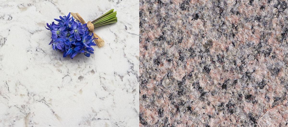 granite vs quartz