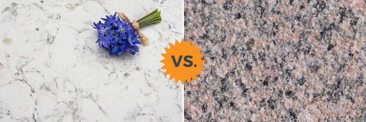 Quartz Vs Granite Countertops (Pros, Cons, Differences, Costs)   HomeAdvisor