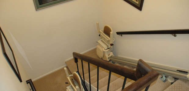 Stair Lifts Allow You To Live In All Of