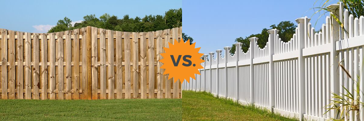 2019 Vinyl Vs Wood Fence Guide Review Costs Pros Cons