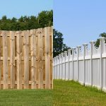 Vinyl or Wood Fencing – Pros & Cons