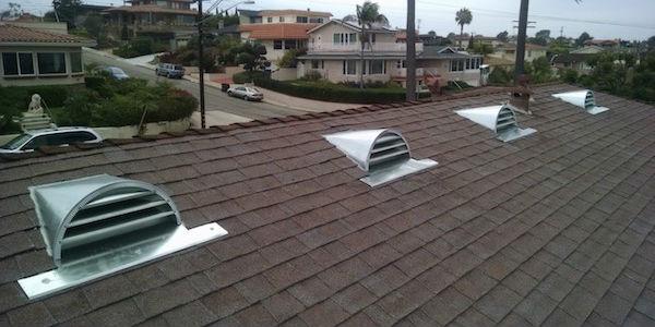 2020 Ridge Roof Vent Costs Install