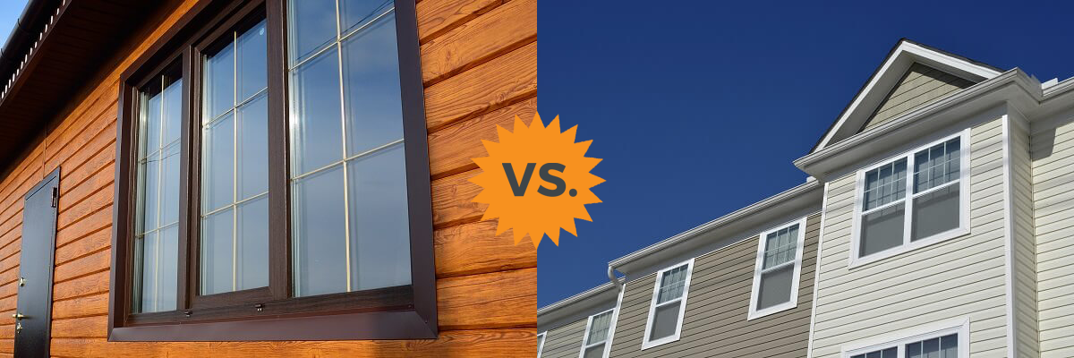 Vinyl Vs Wood Windows Which Is A