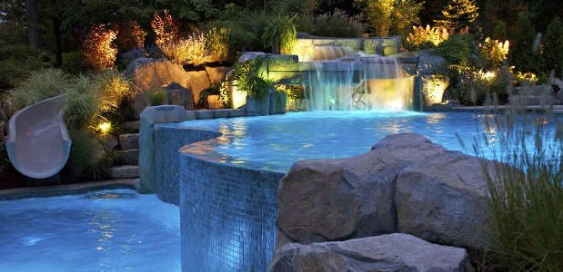 Jumping into Swimming Pool Design | Inground, Above Ground ...