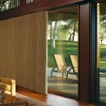 Drapes Over Patio Doors