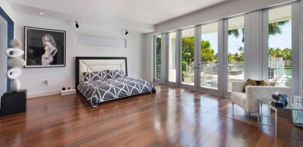 Open Area Bedroom