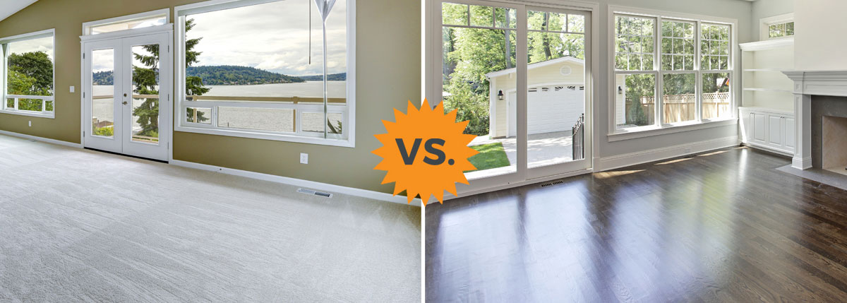 Laminate Vs Hardwood Flooring Resale Value 2018 Carpet vs Hardwood Floors: Cost, Resale Value, Installation -  HomeAdvisor