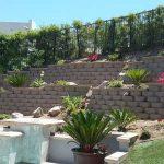 Landscaped Retaining Walls