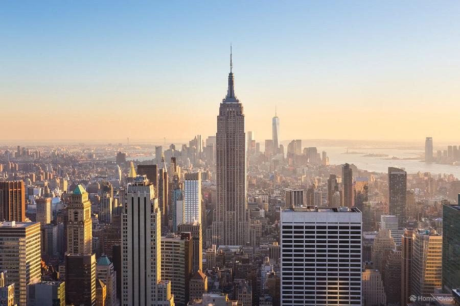 Art Deco Empire State Building