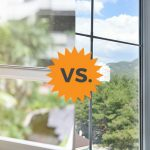 Aluminum vs. Vinyl Window Frames