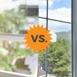 Aluminum vs. Vinyl Windows: Pros, Cons & Differences Between