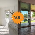 French vs. Sliding Glass Patio Doors – Differences, Costs & More