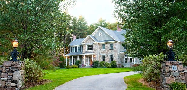Home With Curb Appeal
