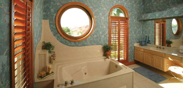 Custom Bathroom Windows
