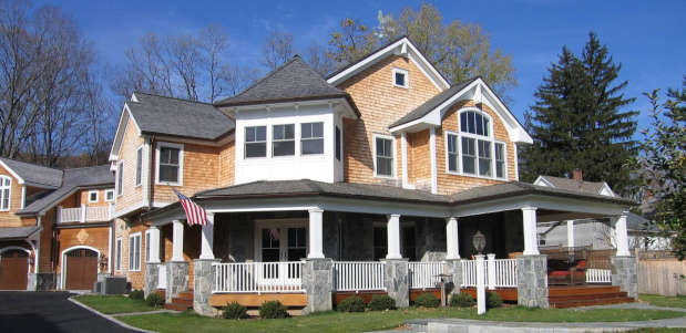 Home Reroof With Curb Appeal