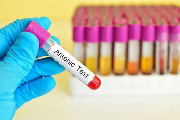 Arsenic test