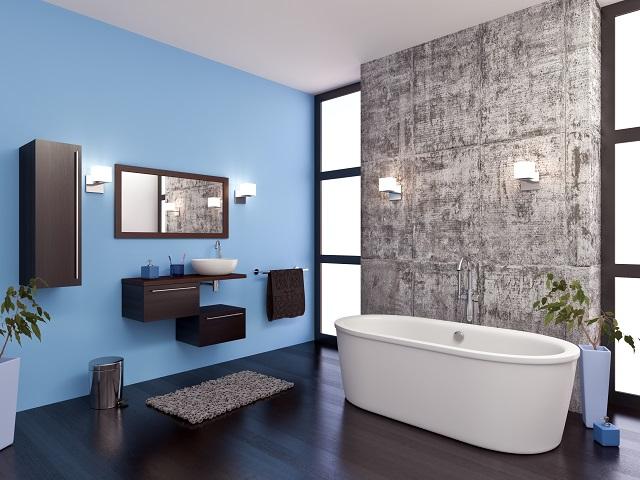 Regretful bathroom renovation