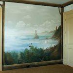 Murals and Trompe L'oeil