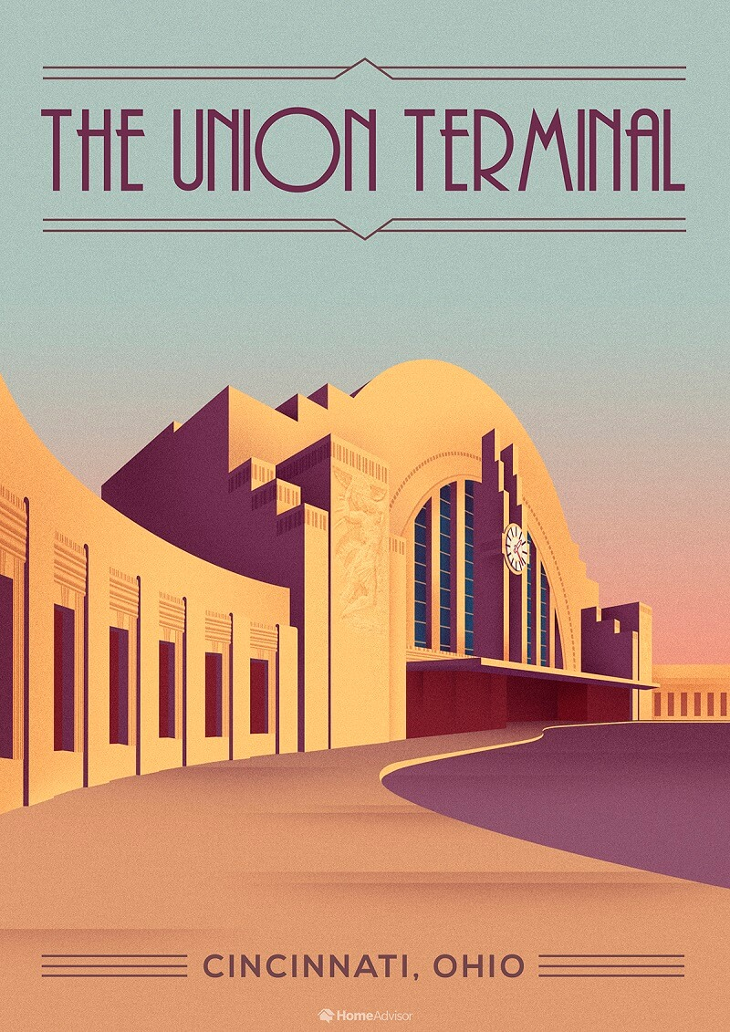 the union terminal ohio