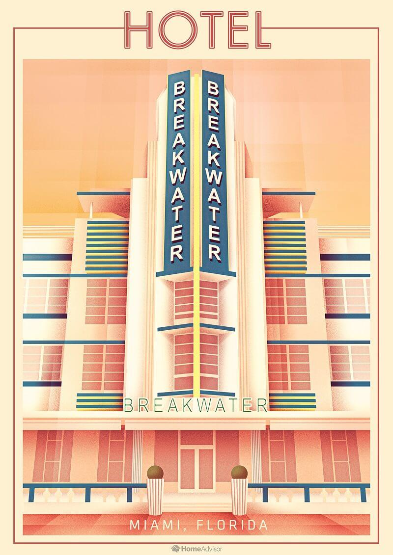 breakwater hotel miami florida