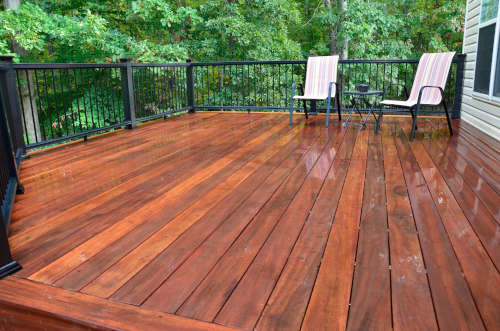 15 Best Deck Staining Amp Painting Companies Near Me