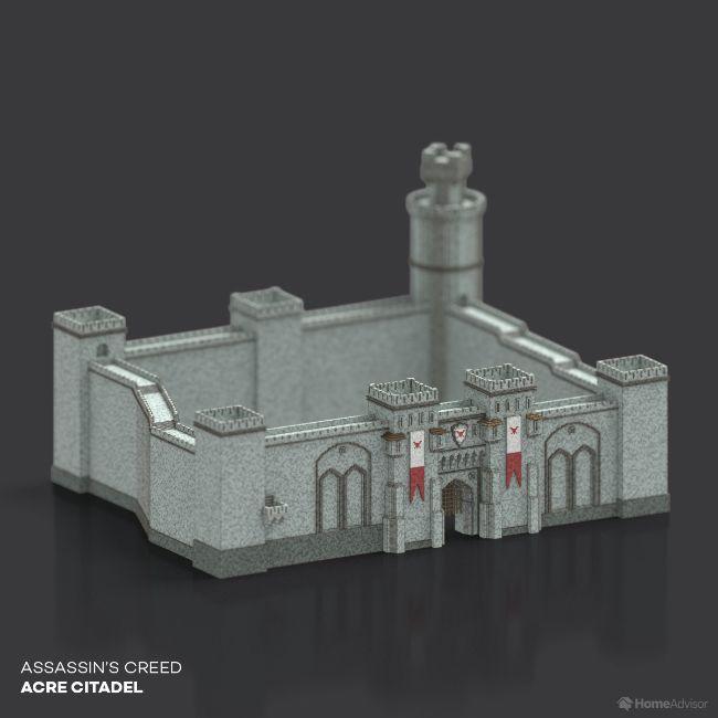 Assassin's Creed Acre Citadel