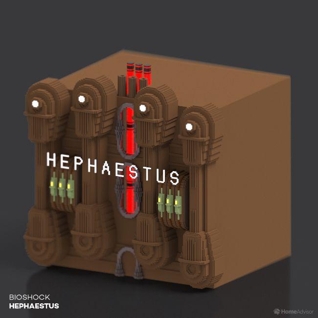 BioShock Hephaestus
