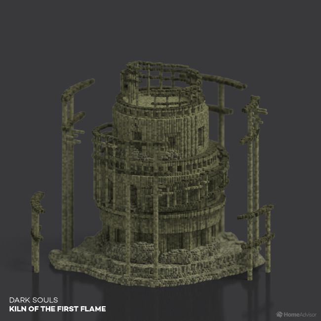 Dark Souls Kiln of the First Flame