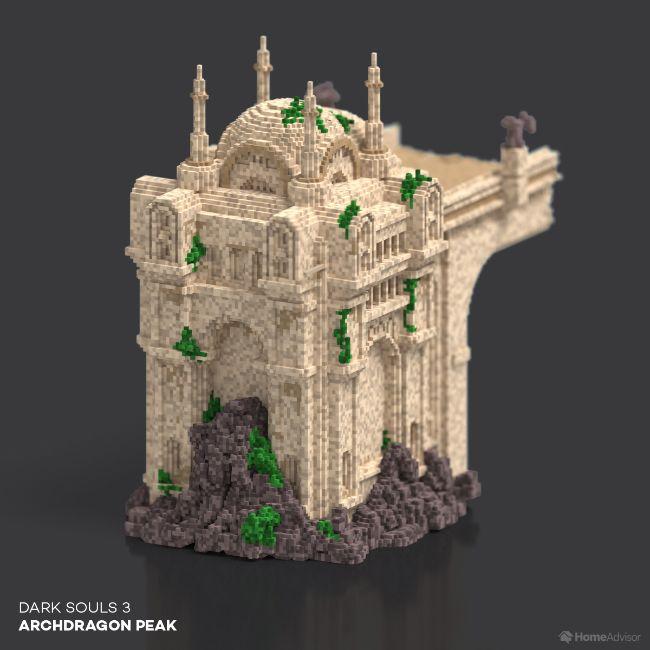 Dark Souls 3 Archdragon Peak
